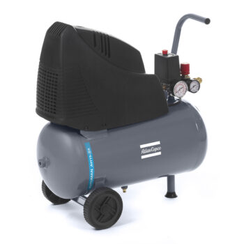Piston Air Compressors - 1.5kW Oil Free Piston Air Compressor AH15E24