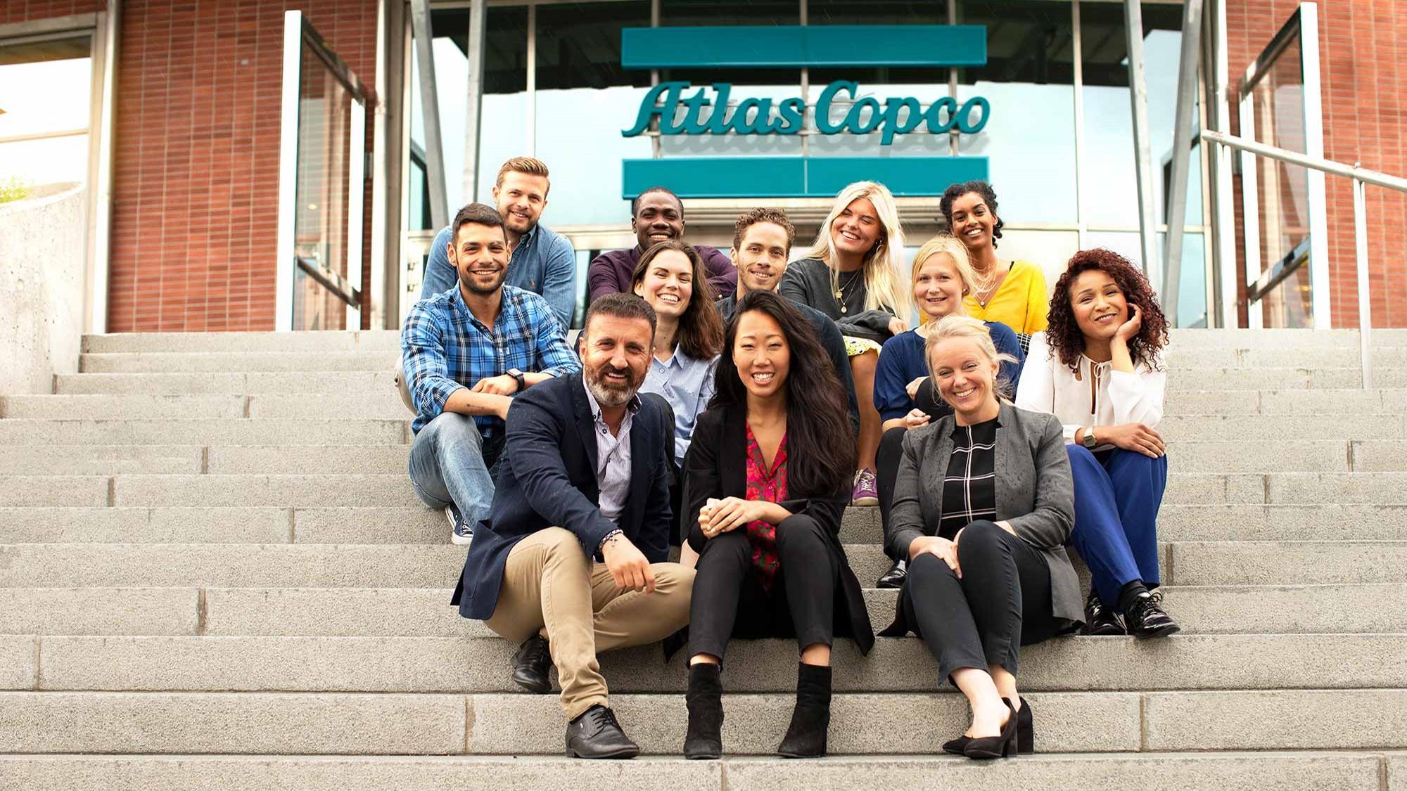 Atlas Copco Staff