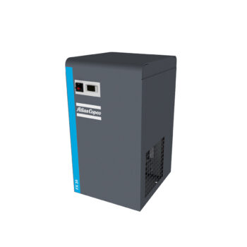 Compressed Air Dryer - Refrigerant Air Dryer FX30 Front View