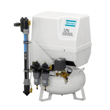 Dental Compressor - Model: Oil Free Dental Compressor LFxD0.7 SDP